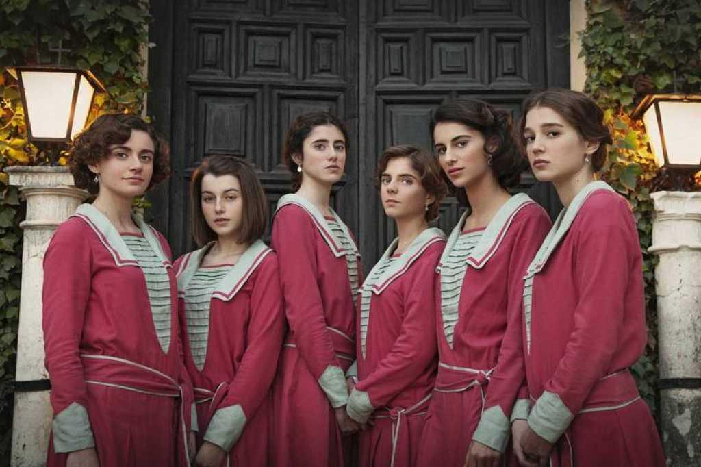 """""""La otra mirada"""" es una serie que se sitúa en los años 20 en una escuela de señoritas de Sevilla."""