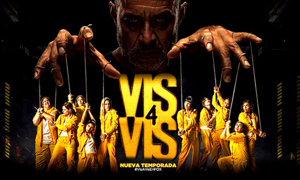 Vis a Vis es una serie española protagonizada por Nawja Nimri y Maggie Civantos.