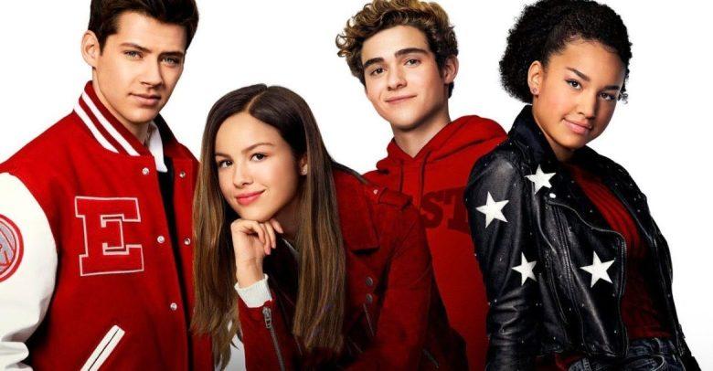 Reparto High School Musical, The Serie