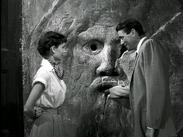 Hepburn y Peck