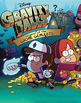 Cartel de Gravity Falls