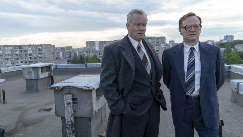 Actores de Chernóbil