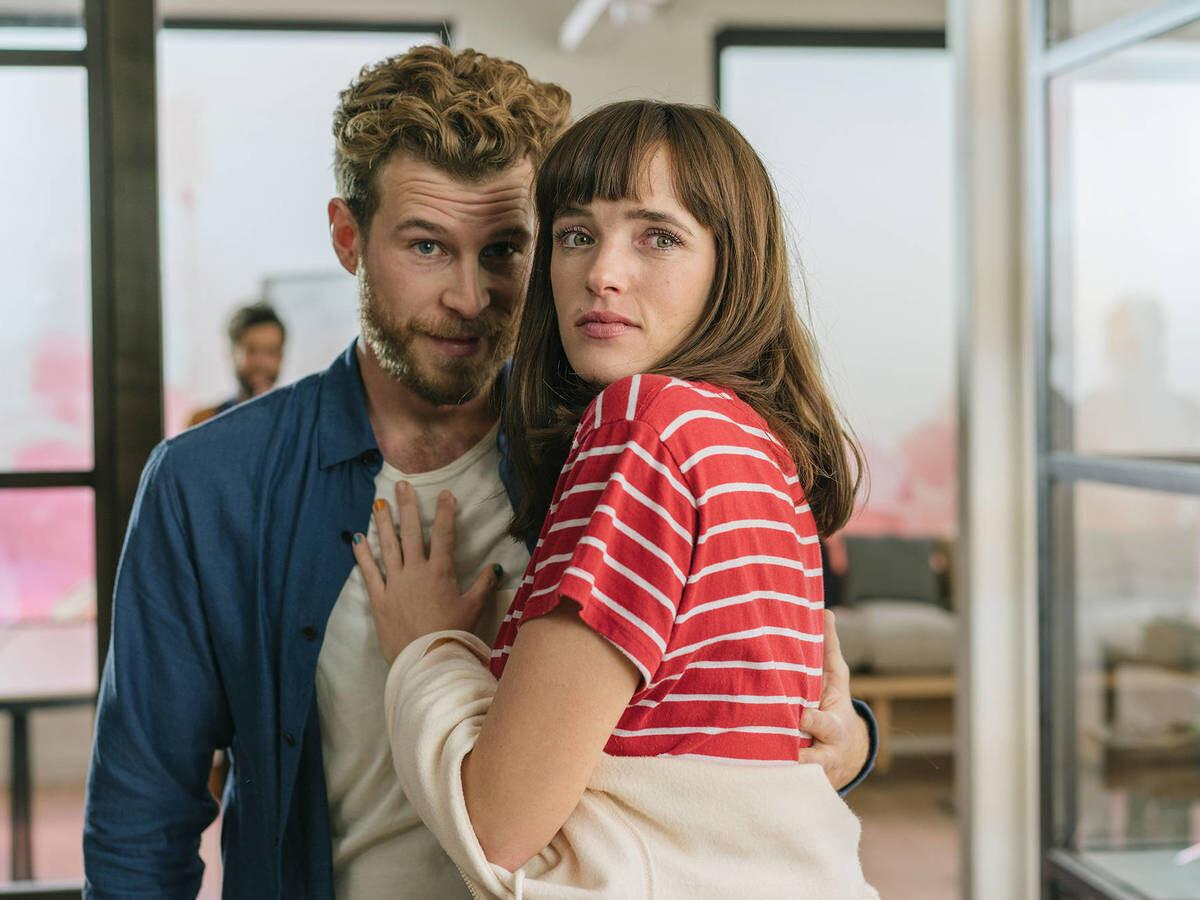 Loco por ella, estreno en Netflix