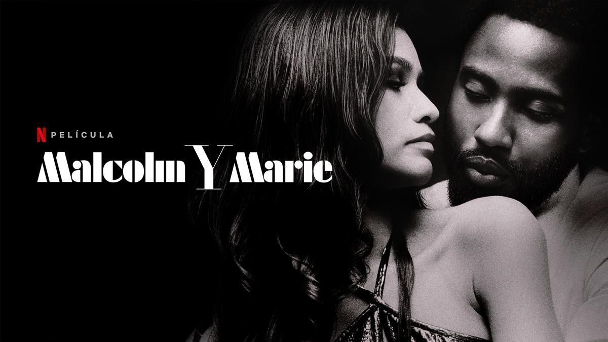 """Malcolm & Marie"" Netflix"